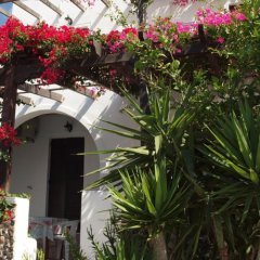 Отель Holiday Beach Resort Греция, Остров Санторини - отзывы, цены и фото номеров - забронировать отель Holiday Beach Resort онлайн интерьер отеля фото 3
