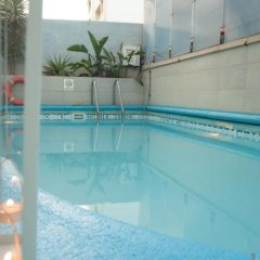 Tropical Hotel Афины бассейн фото 2