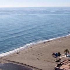 Отель Club Maritimo at Ronda III Испания, Фуэнхирола - отзывы, цены и фото номеров - забронировать отель Club Maritimo at Ronda III онлайн пляж фото 2