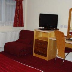Отель Quality St Albans Сент-Олбанс удобства в номере фото 2