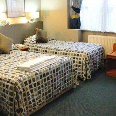 Отель Sidney Victoria Лондон комната для гостей фото 3