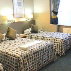 Отель Sidney Victoria Лондон комната для гостей фото 4