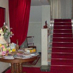 Hotel Niagara Римини балкон