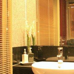 Отель Seven Place Executive Residences Бангкок ванная