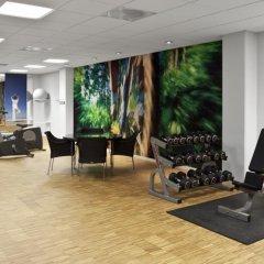 Отель Scandic Oslo Airport фитнесс-зал фото 3
