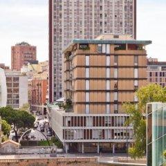 Отель Corso Падуя балкон