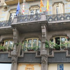 Отель Ramblas Hotel Испания, Барселона - 10 отзывов об отеле, цены и фото номеров - забронировать отель Ramblas Hotel онлайн фото 4