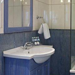 Отель PARNON Афины ванная фото 2
