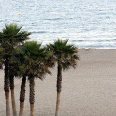 Hotel Balneario Termaeuropa Playa De Coma Ruga пляж фото 2