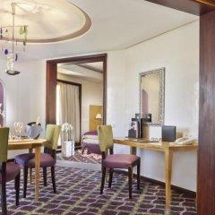 Отель Le Diwan Rabat - MGallery by Sofitel Марокко, Рабат - отзывы, цены и фото номеров - забронировать отель Le Diwan Rabat - MGallery by Sofitel онлайн удобства в номере фото 2