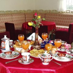 Отель Dar Nilam Марокко, Танжер - отзывы, цены и фото номеров - забронировать отель Dar Nilam онлайн питание фото 2