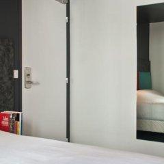 Hotel des Métallos сейф в номере