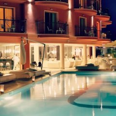 Отель Dune Болгария, Солнечный берег - отзывы, цены и фото номеров - забронировать отель Dune онлайн бассейн фото 2