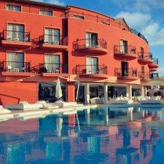 Отель Dune Болгария, Солнечный берег - отзывы, цены и фото номеров - забронировать отель Dune онлайн бассейн фото 3