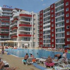 Hotel Fenix - Halfboard пляж фото 2