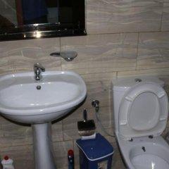 Отель Guest House Hava Baci Берат ванная