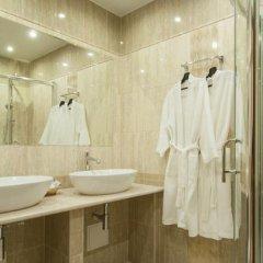 Бутик-отель Ахиллеон Парк ванная фото 2