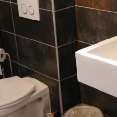 Отель Bed & Breakfast Iles Sont D'ailleurs ванная фото 2