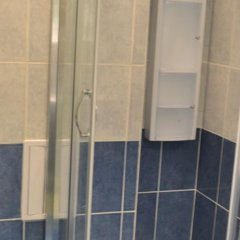 Апартаменты Duplex Penthouse Apartment Lipin ванная