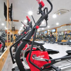 Ramada Usak Турция, Усак - отзывы, цены и фото номеров - забронировать отель Ramada Usak онлайн фитнесс-зал фото 2