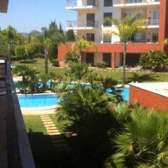 Отель Palm Village Португалия, Виламура - отзывы, цены и фото номеров - забронировать отель Palm Village онлайн бассейн фото 3