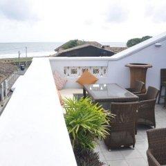 Отель Maison De Raux Hotel Шри-Ланка, Галле - отзывы, цены и фото номеров - забронировать отель Maison De Raux Hotel онлайн пляж