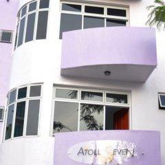 Отель Atoll Seven Inn интерьер отеля