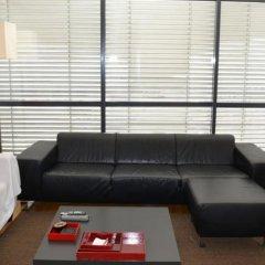 Апартаменты Expo Apartment комната для гостей фото 3