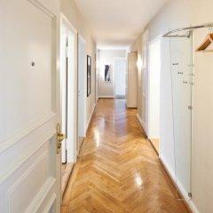 Апартаменты Jenatsch Apartments интерьер отеля