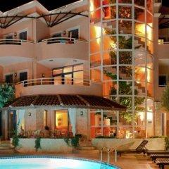 Allegra Hotel бассейн