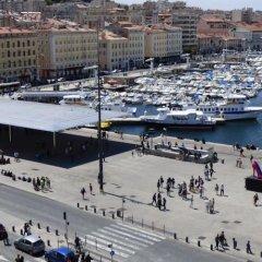 Отель Escale Oceania Marseille Vieux Port спортивное сооружение