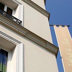 Отель Villa Royale Montsouris Париж балкон