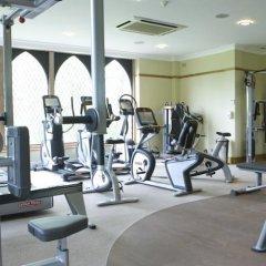 New Hall Hotel & Spa фитнесс-зал фото 3