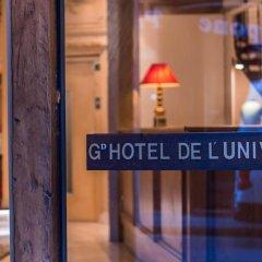 Best Western Grand Hotel De L'Univers гостиничный бар