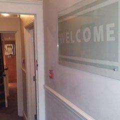 Отель Amherst Brighton интерьер отеля