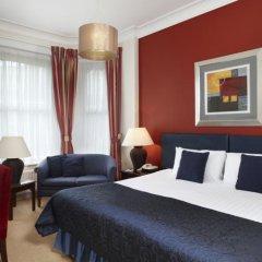 Best Western Plus The Connaught Hotel комната для гостей