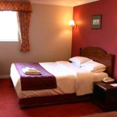 The Greyhound Hotel комната для гостей