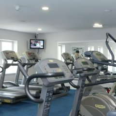 Clanree Hotel & Leisure Centre фитнесс-зал фото 4