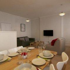 Апартаменты Acorn Gower Street Apartments Лондон в номере