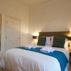 Апартаменты Acorn Gower Street Apartments Лондон комната для гостей фото 5