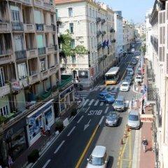 Отель Busby Франция, Ницца - 2 отзыва об отеле, цены и фото номеров - забронировать отель Busby онлайн балкон