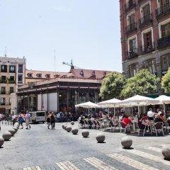 Отель Hostal La Casa de La Plaza Испания, Мадрид - отзывы, цены и фото номеров - забронировать отель Hostal La Casa de La Plaza онлайн фото 10