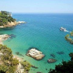 Отель Bonsol Испания, Льорет-де-Мар - 2 отзыва об отеле, цены и фото номеров - забронировать отель Bonsol онлайн пляж