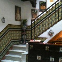 Отель Hostal Atenas гостиничный бар