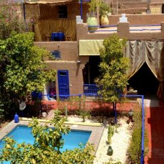 Отель La petite kasbah Марокко, Загора - отзывы, цены и фото номеров - забронировать отель La petite kasbah онлайн фото 10