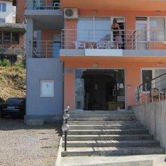 Отель Guest House Siesta Свети Влас парковка
