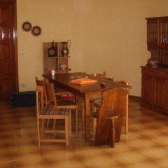 Отель Villa Dolci Vacanze Фонтане-Бьянке питание