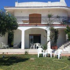 Отель Villa Dolci Vacanze Фонтане-Бьянке помещение для мероприятий