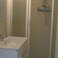 Отель Villa Bellabé Франция, Ницца - отзывы, цены и фото номеров - забронировать отель Villa Bellabé онлайн ванная фото 2