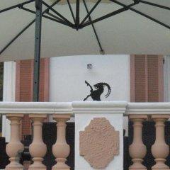 Отель Villa Bellabé Франция, Ницца - отзывы, цены и фото номеров - забронировать отель Villa Bellabé онлайн балкон